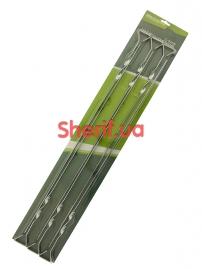 Набор шампуров Кемпинг угловых C-6006 (4823082711277)