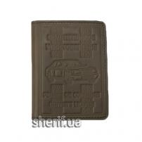 Обложка «Водительское удостоверение» 5070к