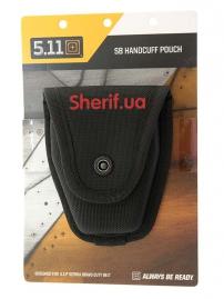 56246BK Подсумок 5.11 SB Handcuff Pouch Black-2