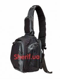 Рюкзак-сумка оперативный 5.11 Covrt Z.A.P. Asphalt для оружия