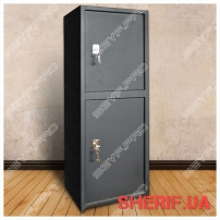 Сейф офисный СБ-1250/2т, класс НО, ключевой замок