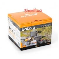 Набор посуды Kovea Solo 3 KSK-SOLO3-2