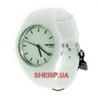 Часы Skmei 9068 White BOX