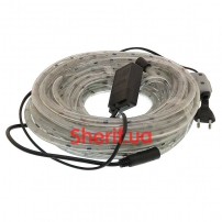 Гирлянда электрическая 12м шланг 90926-PN