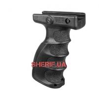 Быстросъемная эргономичная вертикальная передняя рукоятка Fab Defense (полимер)