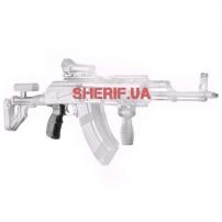 Пистолетная рукоятка прорезиненная FAB Defence AGR-47B (полимер) для АК-47-3