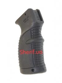 Пистолетная рукоять для АК-47/74, Вепрь, Сайга прорезиненная