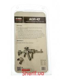 Пистолетная рукоять для АК-47/74, Вепрь, Сайга прорезиненная-5