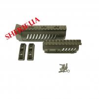 Купить AK-47 Olive Цевье Fab Defence для АК4774 тактическое 4 планки AK48