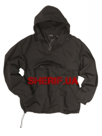 Куртка MIL-TEC Анорак боевая Black