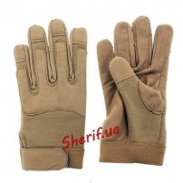 Армейские перчатки MIL-TEC Coyote, 12521005-2