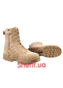 Ботинки SWAT Classic 9 Side Zip