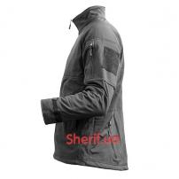 Куртка без капюшона Shark Skin Soft Shell Black-2