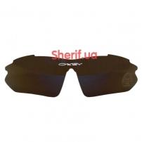 Очки Oakley M-Frame Hybride тактические 6
