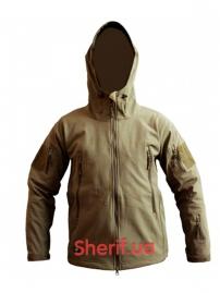 Куртка Shark Skin Soft Shell Coyote
