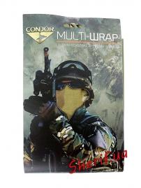 Балаклава Condor Multi-Wrap Multicam 2