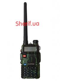 Радиостанция Baofeng UV-5R камуфлированная