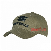 Кепка Baseball Cap Navy SEALS OD