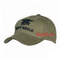 Кепка Baseball Cap Navy SEALS OD