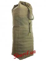Баул (сумка-рюкзак) MIL-TEC морской US OLIVE, 125 х 75 см