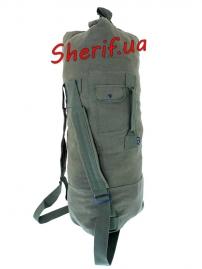 Баул (сумка-рюкзак) MIL-TEC морской US с 2 лямками OLIVE  13853001