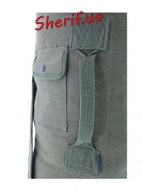 Баул (сумка-рюкзак) MIL-TEC морской US с 2 лямками OLIVE