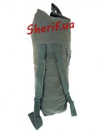 Баул (сумка-рюкзак) MIL-TEC морской US с 2 лямками OLIVE  13853001-2