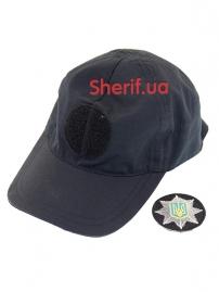 Бейсболка полицейского  Dark blue