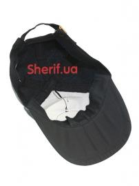 Бейсболка с кокардой «Полиция» Rip-Stop Black-4