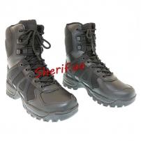 Ботинки MIL-TEC тактические 2. поколения Black, 12829002-4