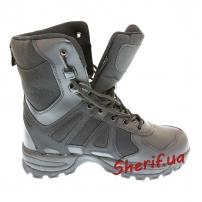 Ботинки MIL-TEC тактические 2. поколения Black, 12829002-5