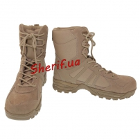 Ботинки MIL-TEC тактические 2. поколения KHAKI, 12829004