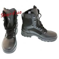 Ботинки MIL-TEC тактические HAIX AIRPOWER P6 HIGH Black