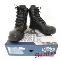 Ботинки MIL-TEC тактические HAIX AIRPOWER X21 HIGH Black