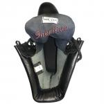 Ботинки MIL-TEC тактические US кожаные на скоростных петлях Black 12807000-6