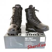 Ботинки MIL-TEC армейские SWAT Black