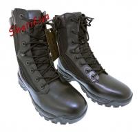 Ботинки MIL-TEC тактические на 2-х молниях Black