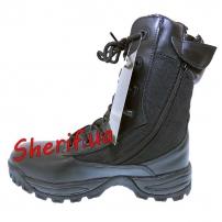 Ботинки MIL-TEC тактические на 2-х молниях Black, 12822202-5