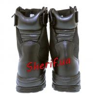 Ботинки MIL-TEC тактические на 2-х молниях Black, 12822202-3
