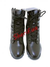 Ботинки MIL-TEC тактические на 2-х молниях Black, 12822202-4