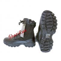 Ботинки MIL-TEC тактические на 2-х молниях Black, 12822202-2