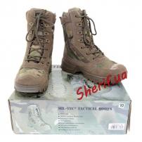Ботинки MIL-TEC тактические на молнии YKK Multicam, 12822141