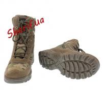 Ботинки MIL-TEC тактические на молнии YKK Multicam, 12822141-2