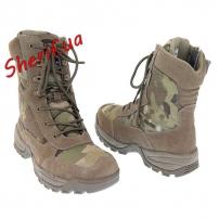 Ботинки MIL-TEC тактические на молнии YKK Multicam, 12822141-3