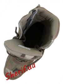 Ботинки MIL-TEC тактические на молнии YKK Multicam, 12822141-4