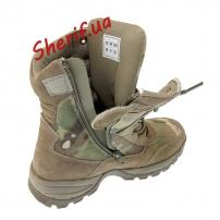 Ботинки MIL-TEC тактические на молнии YKK Multicam, 12822141-5