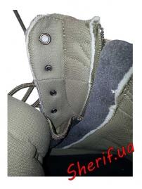 Ботинки MIL-TEC тактические на молнии YKK Multicam, 12822141-7