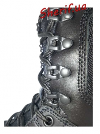 Ботинки MIL-TEC патрульные на одной молнии Black, 12822302-7