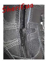 Ботинки MIL-TEC патрульные на одной молнии Black, 12822302-9