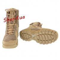 Ботинки MIL-TEC патрульные на одной молнии COYOTE, 12822305-2